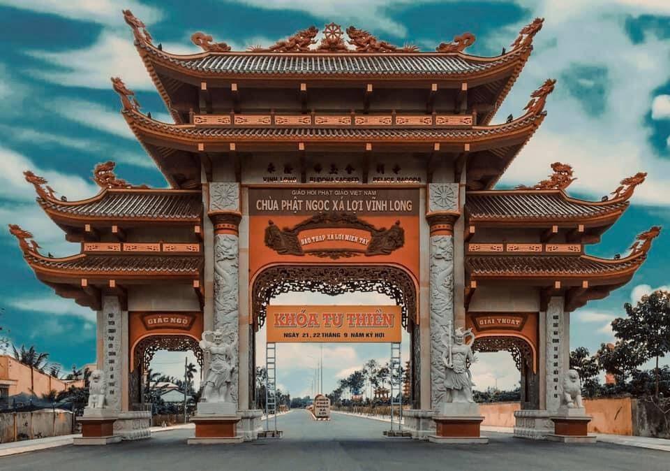 chùa phật xá