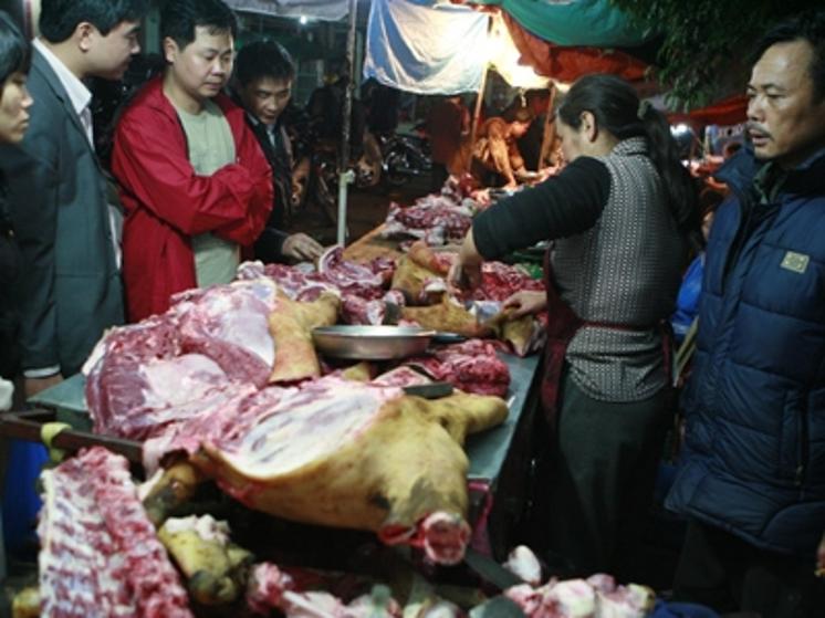 du lịch chợ viềng