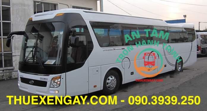 Cho thuê xe 45 chỗ tại TPHCM đi Phan Thiết