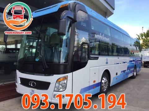 Thuê xe du lịch giường nằm TPHCM - Nam Du 2N2D