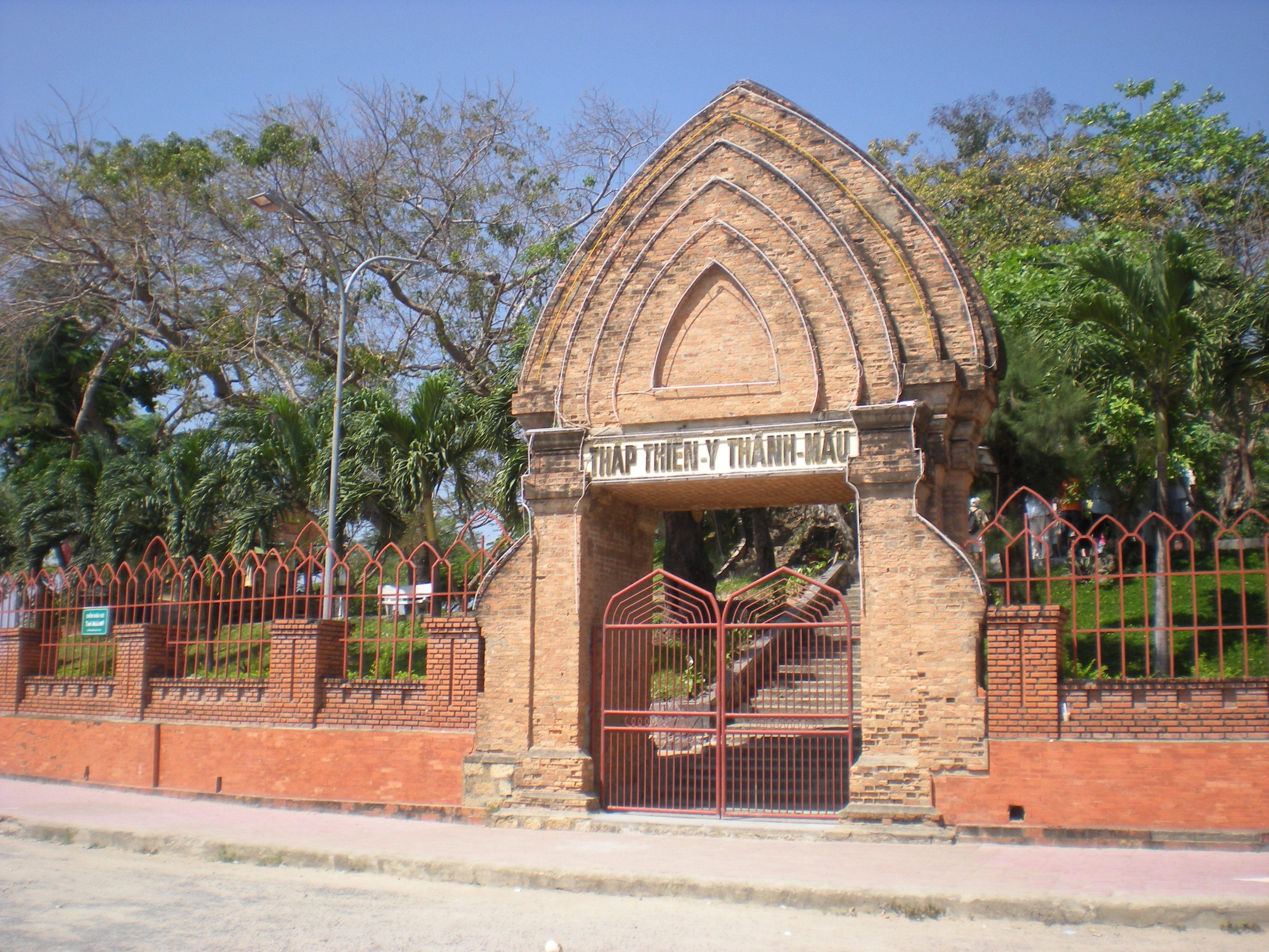 tháp bà Po Nagar
