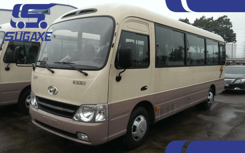 xe 29 cho hyundai county vang dong