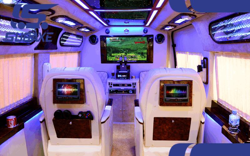xe limousine tphcm