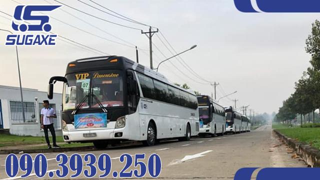 dịch vụ cho thuê xe 45 chỗ tại TPHCM