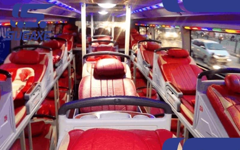 xe giường nằm 45 chỗ