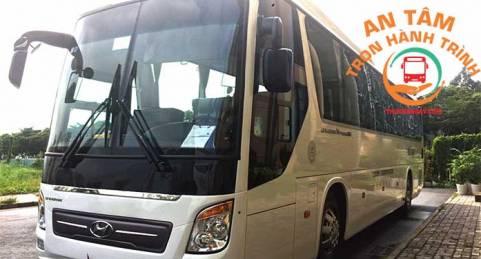Thuê xe 45 chỗ giá rẻ TPHCM - Phan Thiết (3 ngày)