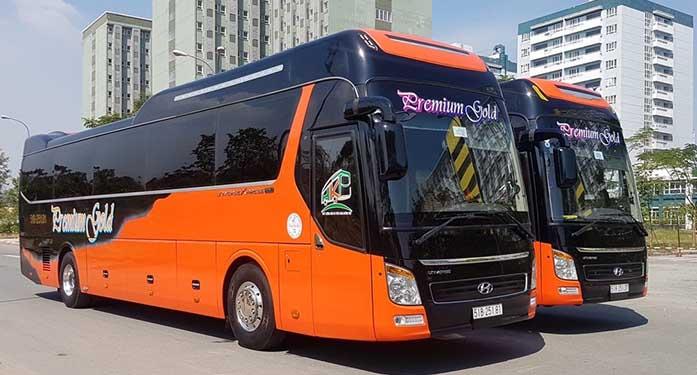 Thuê xe du lịch 45 chỗ TPHCM - Nha Trang