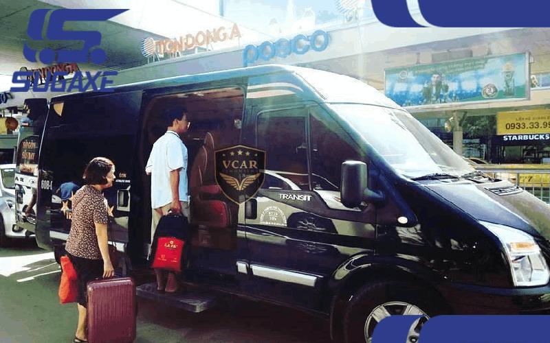 xe limousine san bay